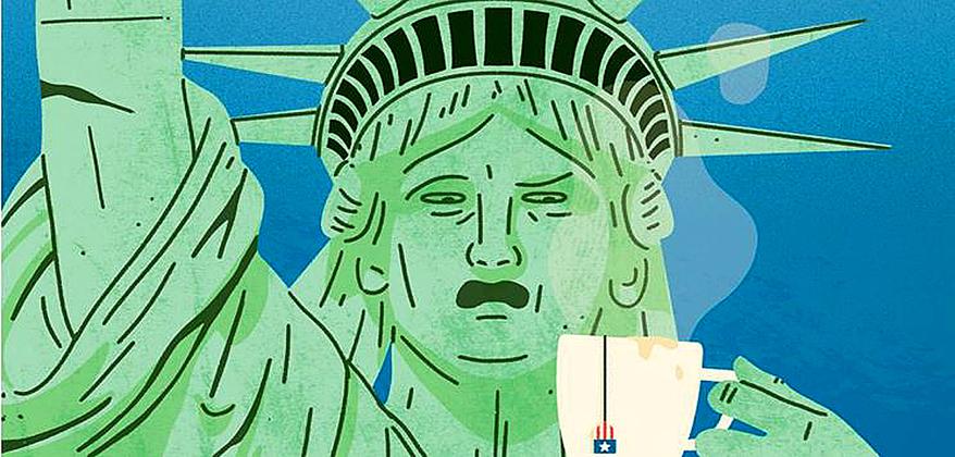 Confirmed, Americans can't make tea.