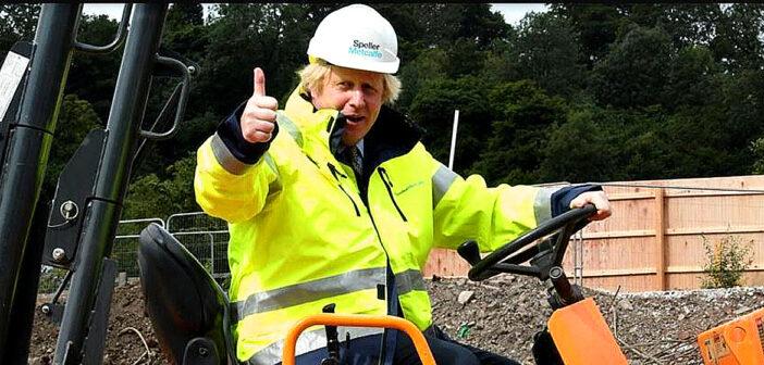 Boris Johnson heralds biggest reform.