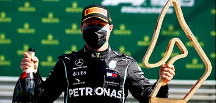 Bottas wins, in chaos-filled 2020 Austrian GP.