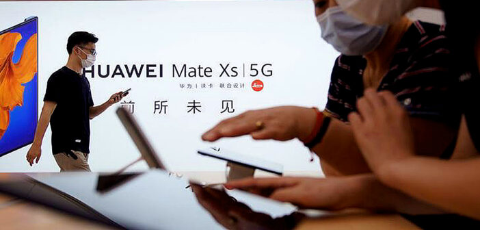 Removing Huawei from UK telecoms.