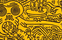 Keith Haring's Nightmarish Vision. Fear, Beauty and Keith Haring's Apocalyptic Nightmare.. Image Credit: MutualArt, 2020.