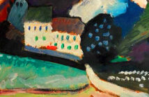 The Power of Kandinsky's Transcendental Art. 28 JULY 2020 | LONDON. Image Credit: Sotheby's London, UK, 2020.