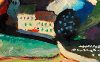The Power of Kandinsky's Transcendental Art. 28 JULY 2020 | LONDON. Image Credit: Sotheby's London, UK, 2020.