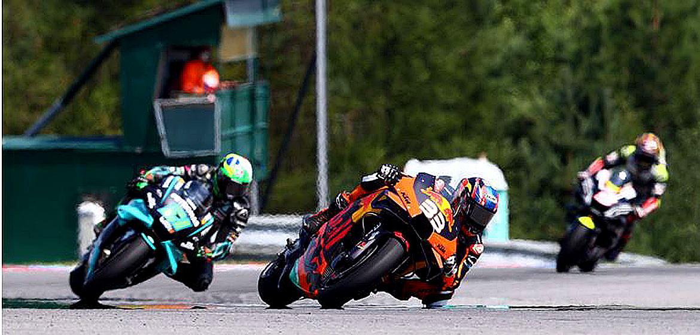 MotoGP history-maker Binder: 'This is insane'.