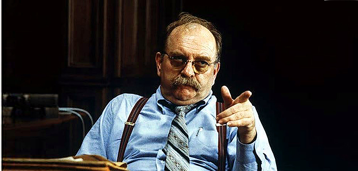 Wilford Brimley is dead at eighty five.
