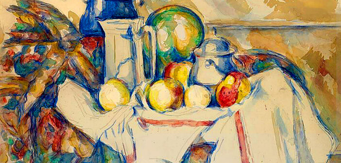 Christie's can't wait, Paul Cézanne at New York.