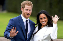 Harry and Meghan pitch Hollywood idea. The Duchess of Sussex does not plan to return to acting, a source said. Image Credit: Times Photographer Richard Pohle, 2020-