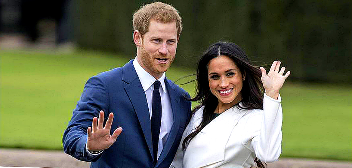 Harry and Meghan pitch Hollywood idea.