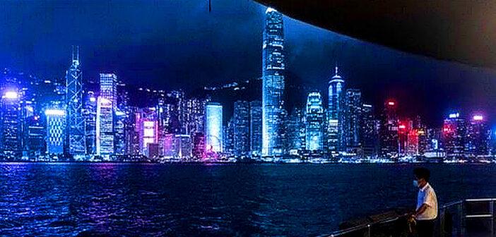 Hong Kong delayed its September election.