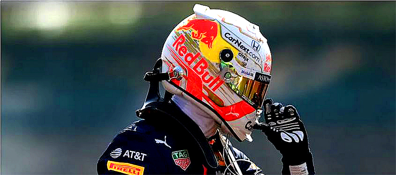 Max Verstappen destined for great things.