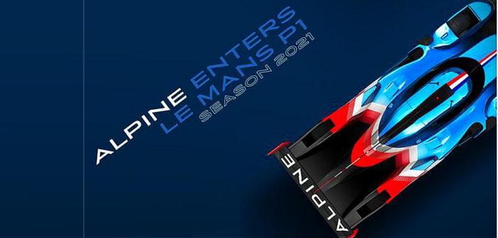 Alpine Endurance Team goes LMP1 in 2021.