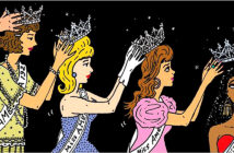 Miss America's History-Makers and Rule-Breakers. Image Credit: The Newyorker, 2020.