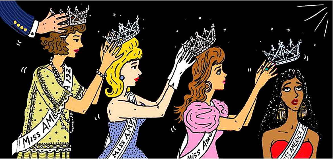 Miss America's History-Makers and Rule-Breakers.