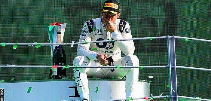 Pierre Gasly wins thrilling Italian Grand Prix.