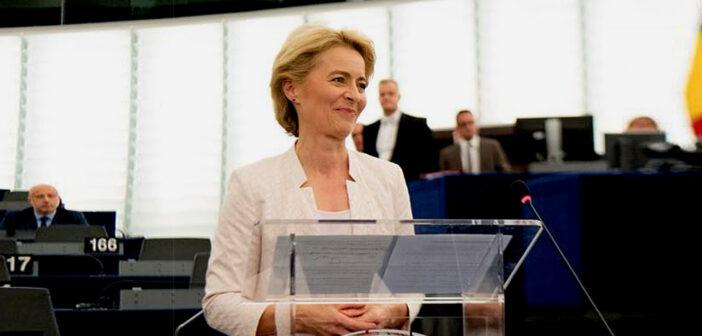 The EU will create a new Bauhaus.