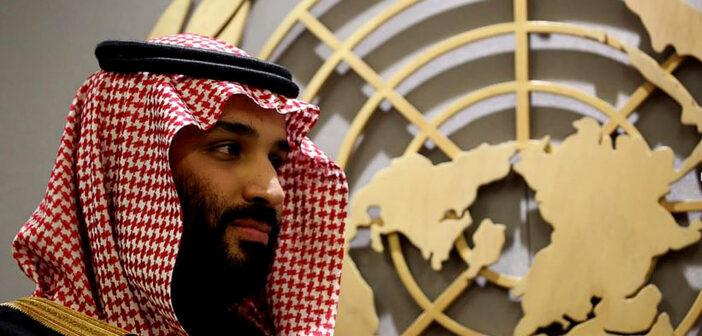 Saudi Arabia refused place on UN.