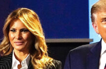 Donald and Melania Trump quarantine in White House as election thrown into disarray.Image Credit: Getty Images, 2020.