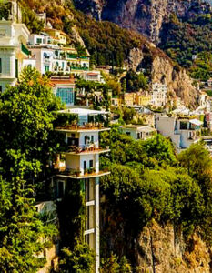 The Amalfi coast without the crowds. The Amalfi coastline. Image Credit: Getty Images, 220.