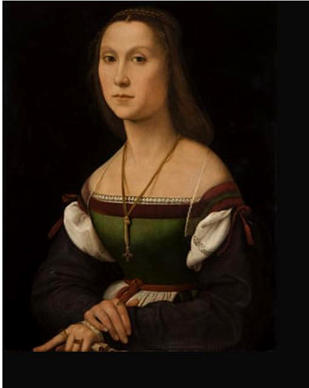 Raphael's La Muta . Image Credit: Fine Art Images/Heritage Images/Getty Images, 2018.