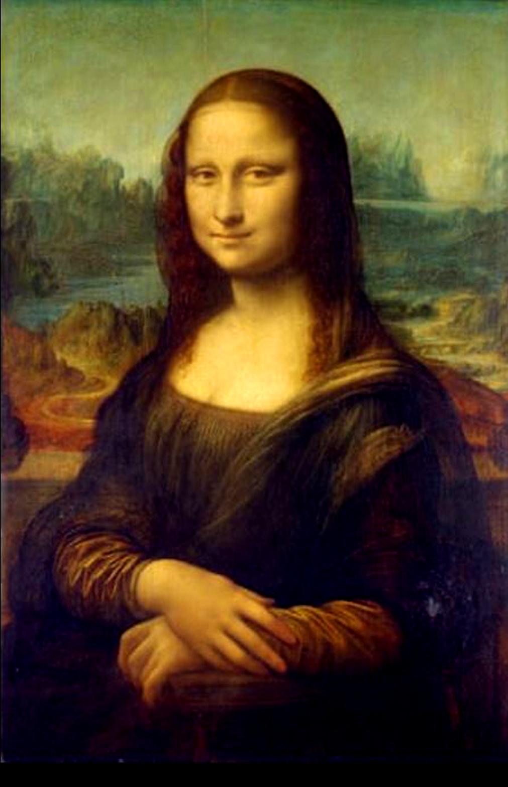 Da Vinci's Mona Lisa. Image Credit: Alamy, 2019.