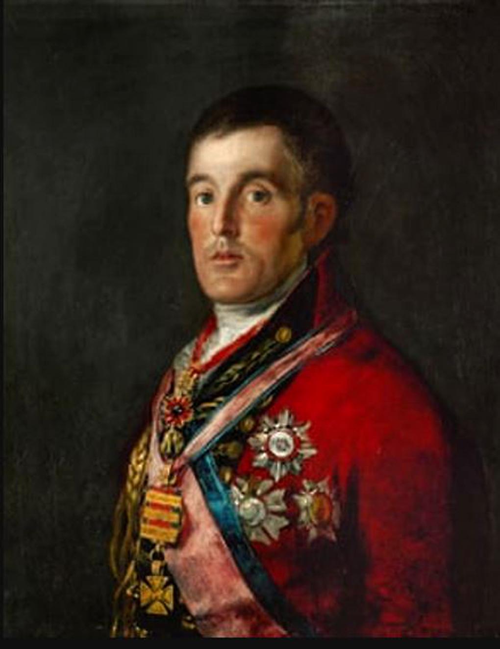 Goya's Duke of Wellington. Image Credit: Imagno/Getty Images, 2019.