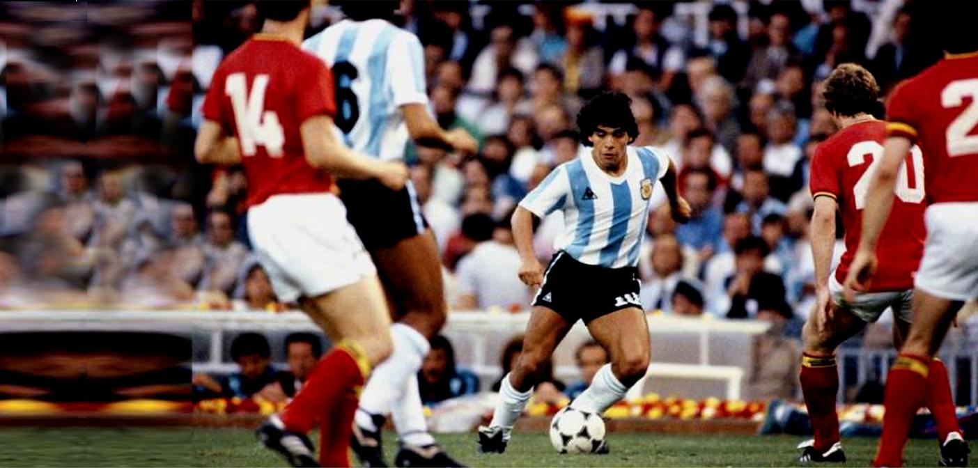 Diego Maradona dies after suffering cardiac arrest.