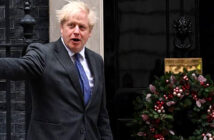 Brussels demands access for fishermen. Boris Johnson, who visited Brussels for dinner last night, in Downing Street today. Image Credit: Alamy 2020.