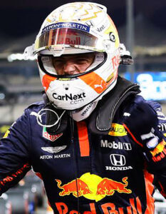 Max vs Lewis, battle is set in 2020 Abu Dhabi Grand Prix. Max Verstappen takes pole for the 2020 Abu Dhabi Grand Prix, Image Credit: Getty Images via Red Bull, 2020.