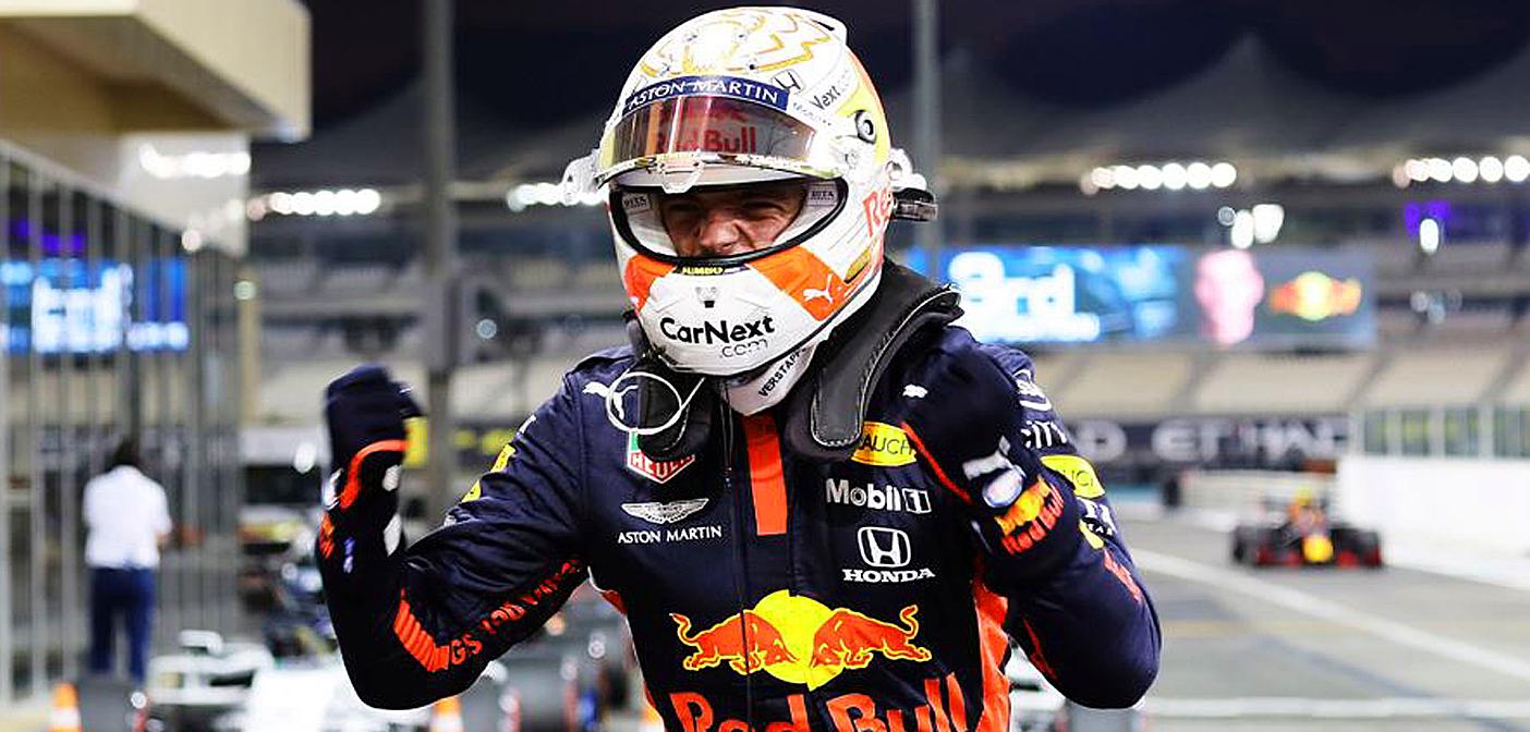 Max vs Lewis, battle is set in Abu Dhabi.