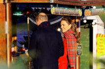 Duke and Duchess of Cambridge's visit not an excuse to break rules, says Welsh minister. The couple visited the Christmas stalls during a visit to Cardiff Castle Image Credit: Chris Jackson / PA Press Association, 2020.