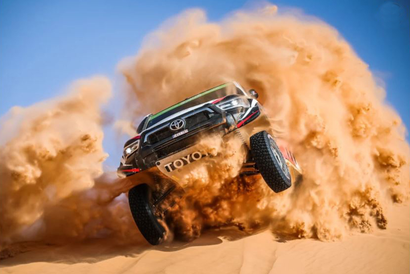 Dakar 2021: Al-Attiyah beats Peterhansel to win.. Image Credit: Frank Fife / AFP Agence France Presse, 2021.