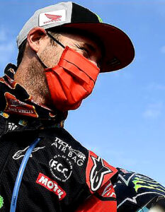 Dakar 2021: Peterhansel earns record 1with 4th title. In Motorcycles, Kevin Benavides wins over Ricky Brabec. Ricky Brabec won the final stage Friday of the 2021 Dakar. Image Credit: NBC Sports, 2021.