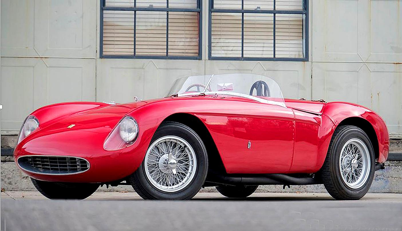 Monza-Winning Ferrari 500 Mondial. Photo 1 - Image Credit: Fantasy Junction, 2021.