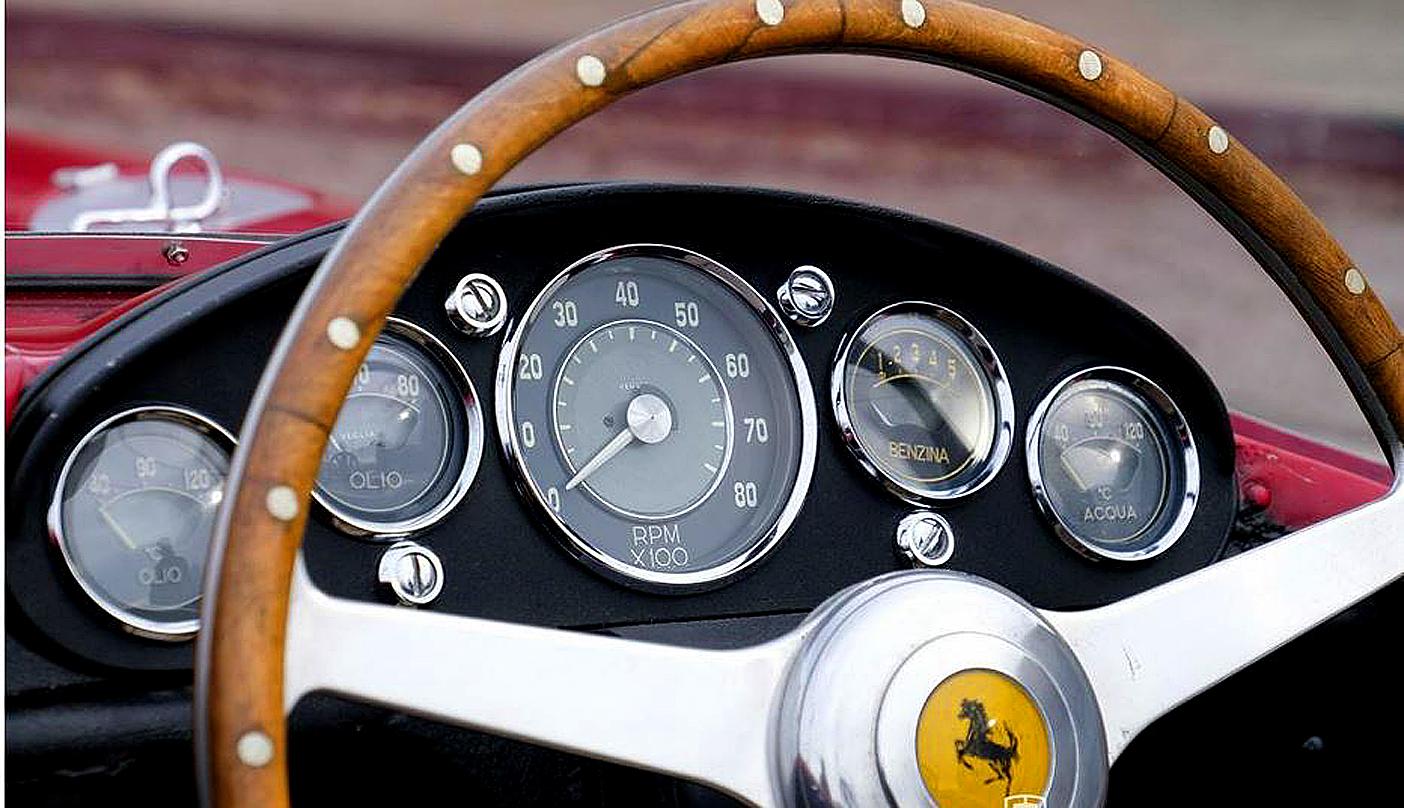 Monza-Winning Ferrari 500 Mondial. Photo 4 - Image Credit: Fantasy Junction, 2021.