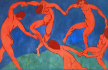 Henri Matisse, 'Dance', 1910. Image Credit: Courtesy the Hermitage; Wikimedia Commons, 2021.
