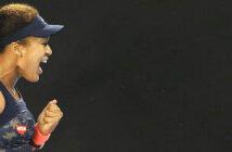 Naomi Osaka beats Jennifer Brady at Australian Open for her fourth Grand Slam title. Osaka, 23, has won every Grand Slam final she has reached. Image Credit: Alana Holmberg, 2021.