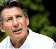 "Sebastian Coe retrains voice, after alert over gravelly interview. Coe said he was ""slightly perturbed"" by the retired GP's warning. Fabrice Coferini / Getty Images, 2021."