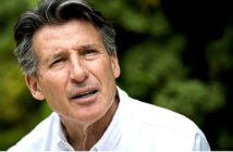 """Sebastian Coe retrains voice, after alert over gravelly interview. Coe said he was """"slightly perturbed"""" by the retired GP's warning. Fabrice Coferini / Getty Images, 2021."""