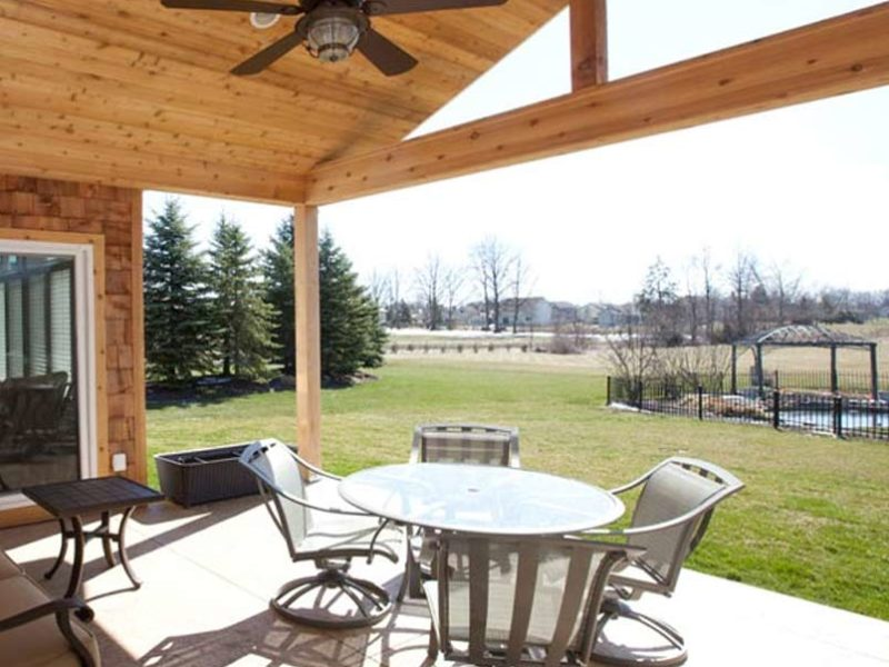 pergolas decks fort wayne