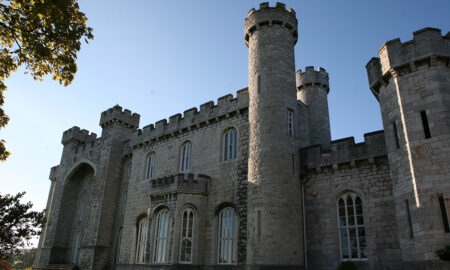 Wales Haunted Castle