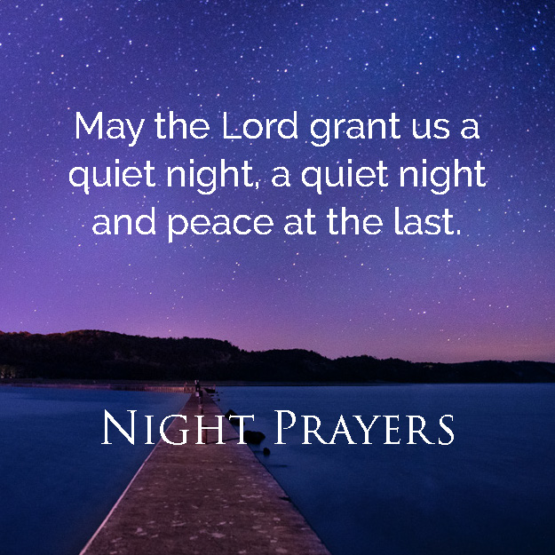 Night Prayers