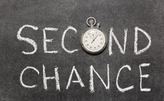 A Second Chance: Why It Matters Now More Than Ever