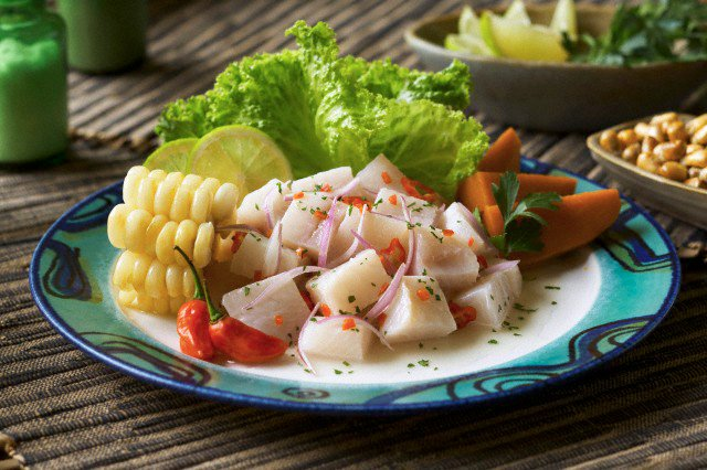 Learn to cook a wide variety of Peruvian dishes on a culinary tour of Peru.