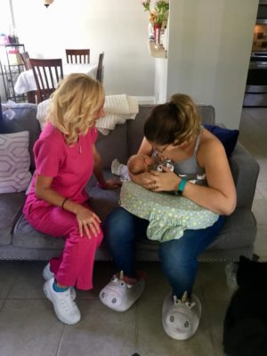 In-home Breastfeeding Help Orlando