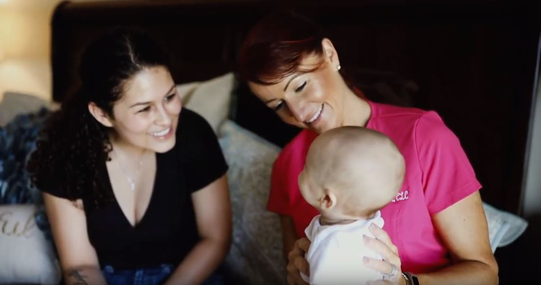 Lactation Consultant Orlando In-home Breastfeeding Help Free