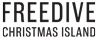 Freedive Christmas Island
