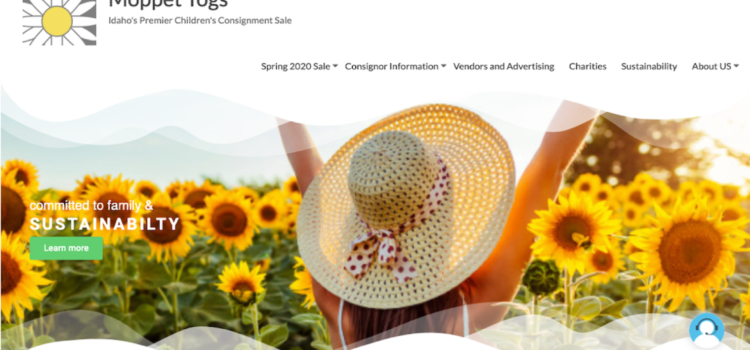 Moppet Togs Launches New Website
