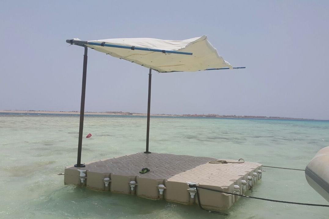 Hawa Platform at Soma Bay