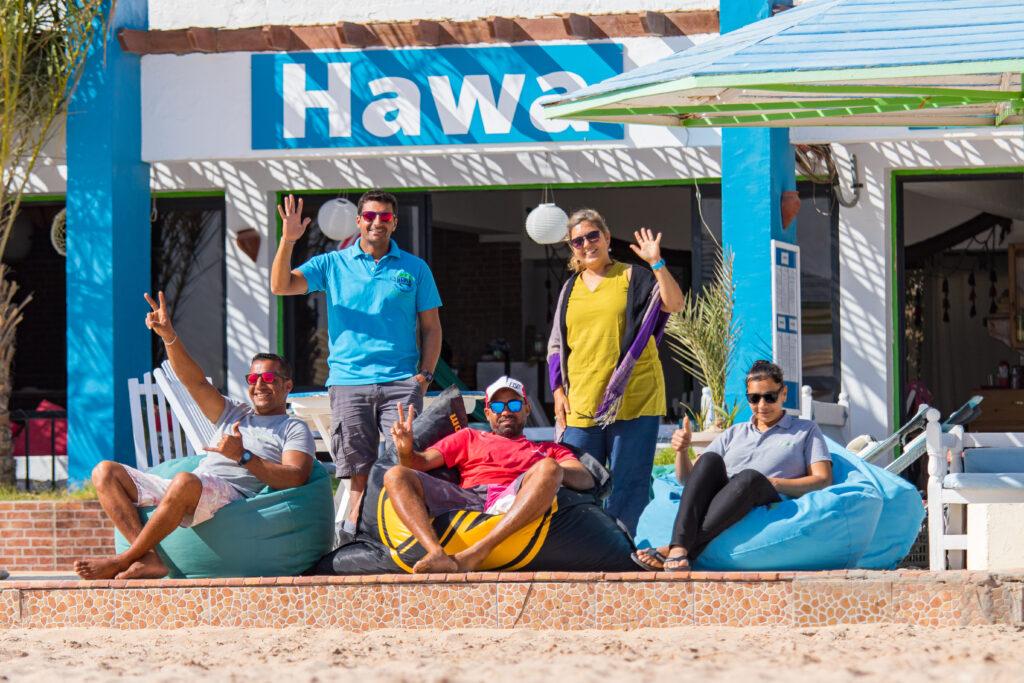 Hawa Safaga Kite and Surf Team