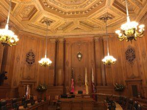 Board of Supervisors Chamber